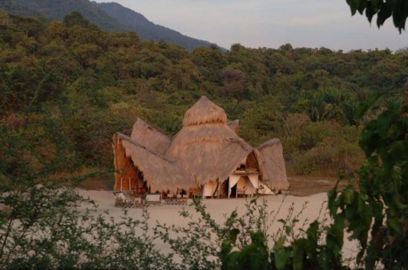 Greystoke Camp Mahale, lac Tanganyika, Tanzanie, extérieur