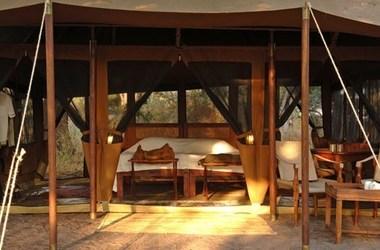 Chada katavi camp   katavi tanzanie   interieur tente listing