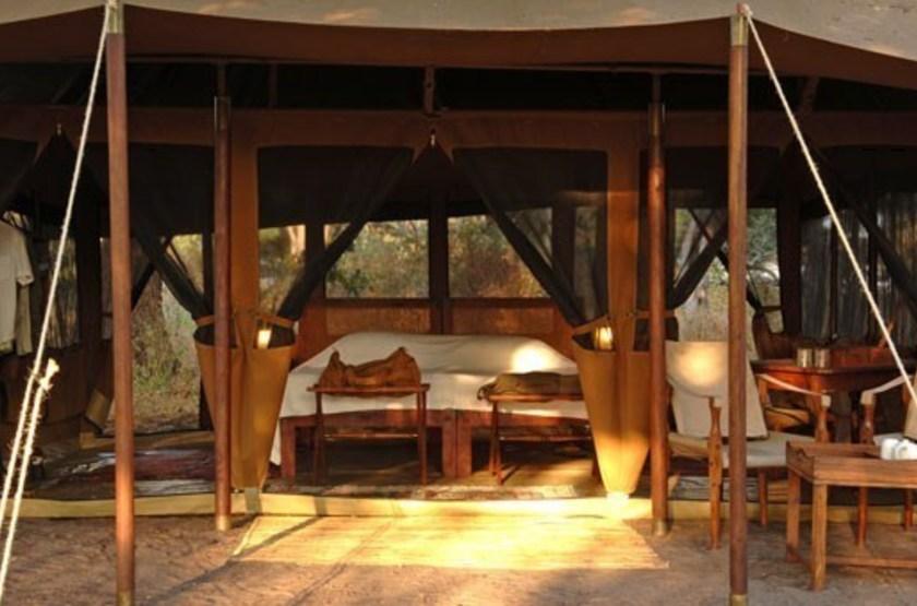 Chada katavi camp   katavi tanzanie   interieur tente slideshow