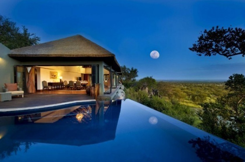Four Seasons Safari Lodge, Serengeti, Tanzanie, restaurant