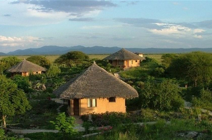 Kia Lodge, Arusha, Tanzanie, bbungalows