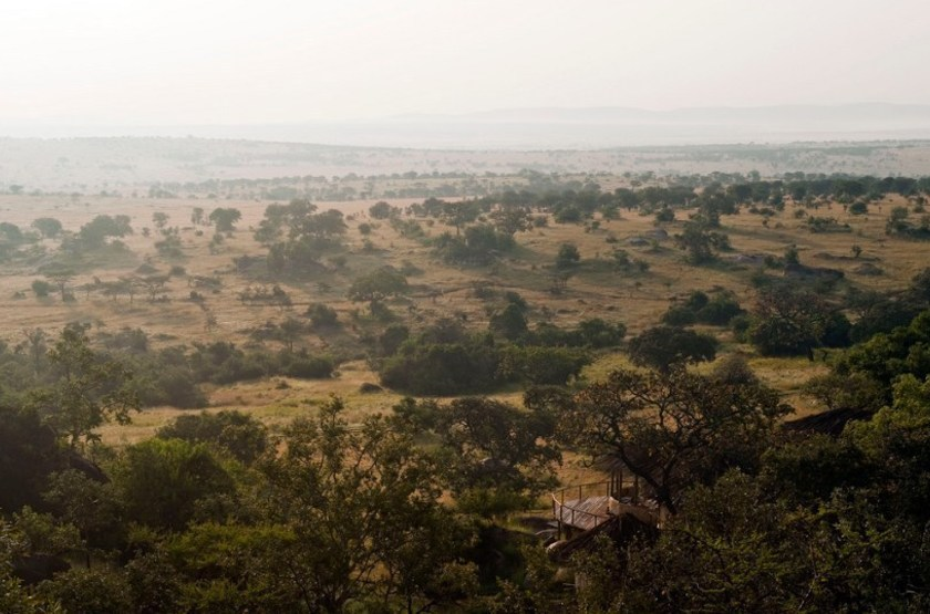 Lamai camp   serengeti tanzanie   camp et paysage slideshow