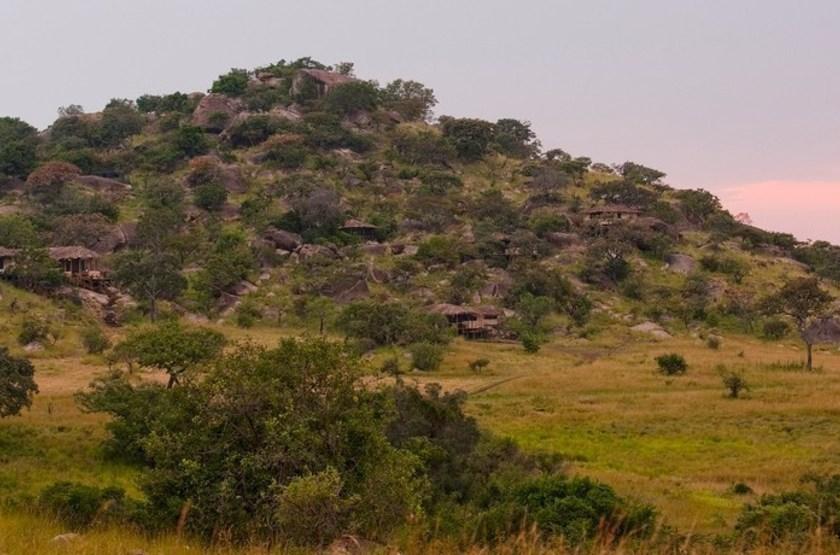 Lamai camp   serengeti tanzanie   vue d ensemble slideshow