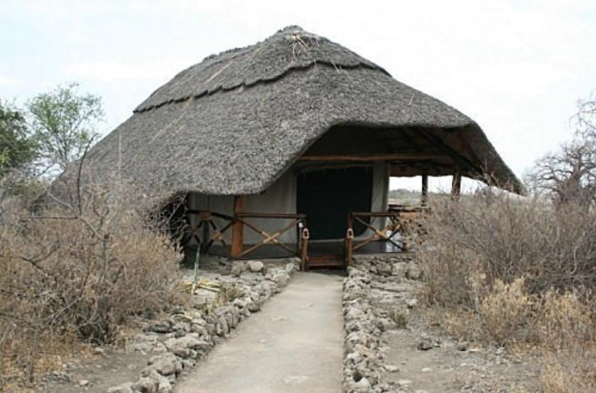 Losirwa Camp, Manyara, Tanzanie, tente
