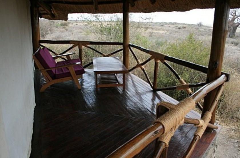 Losirwa camp   manyara tanzanie   terrasse slideshow