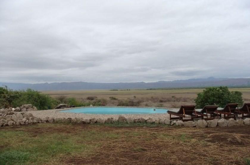 Losirwa Camp, Manyara, Tanzanie, piscine