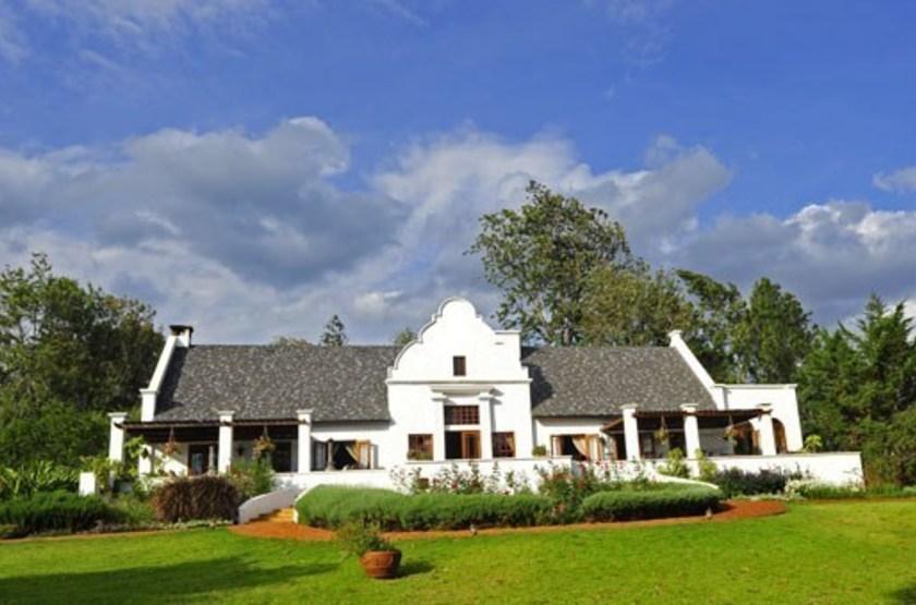 The manor   karatu tanzanie   maison vue exterieur slideshow