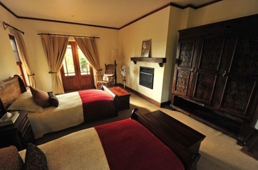 The Manor Ngorongoro, Karatu, Tanzanie, chambre