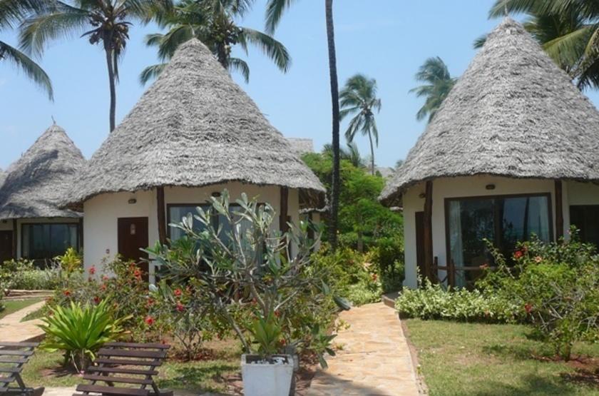 Sultan Sands Island Resort hôtel, Kiwenga, Zanzibar, bungalows