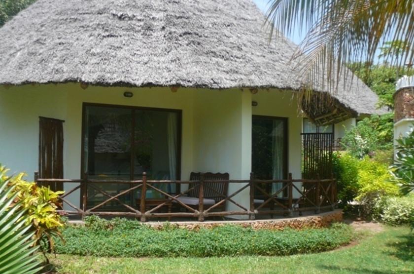 Sultan Sands Island Resort hôtel, Kiwenga, Zanzibar, bungalow