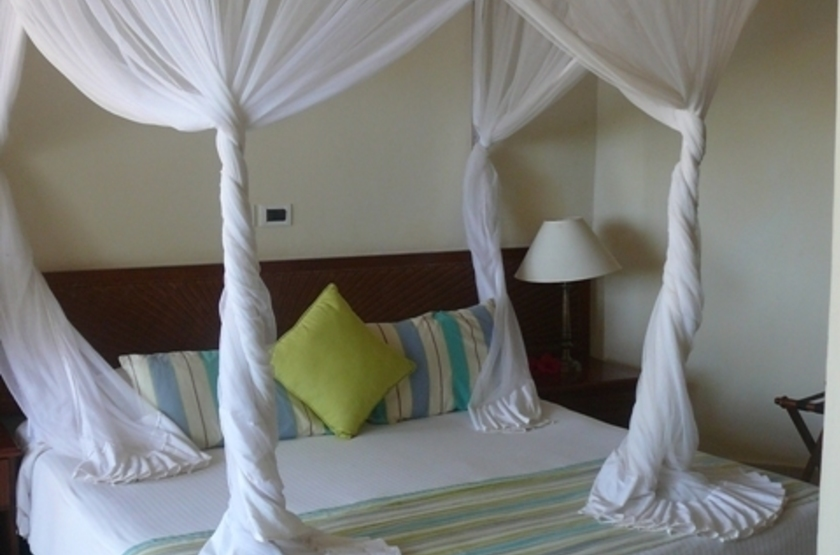 Sultan Sands Island Resort hôtel, Kiwenga, Zanzibar, chambre