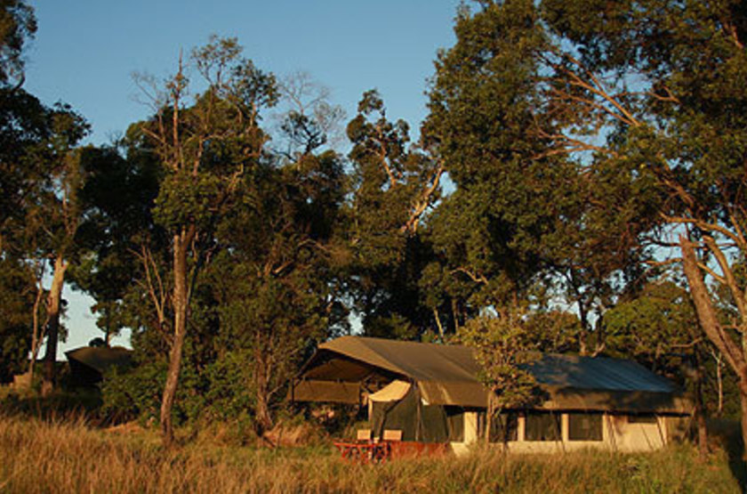 Lemala mara tented camp   serengeti national park  tanzania   tente slideshow