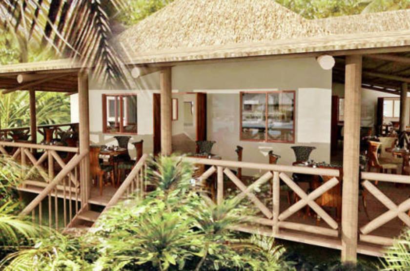 Neptune Ngorongoro Lodge, Tanzanie, terrasse