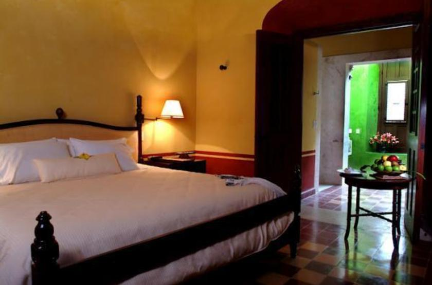 Hacienda puerta campeche   mexico  chambre double slideshow