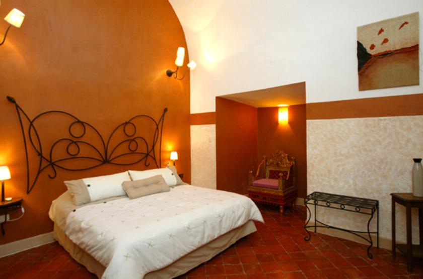 Hacienda santa cruz   merida  yucatan mexico   chambre slideshow