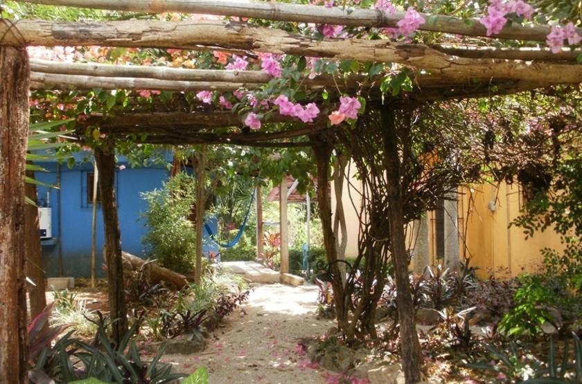 Macan che   izamal yucatan mexique   jardin slideshow