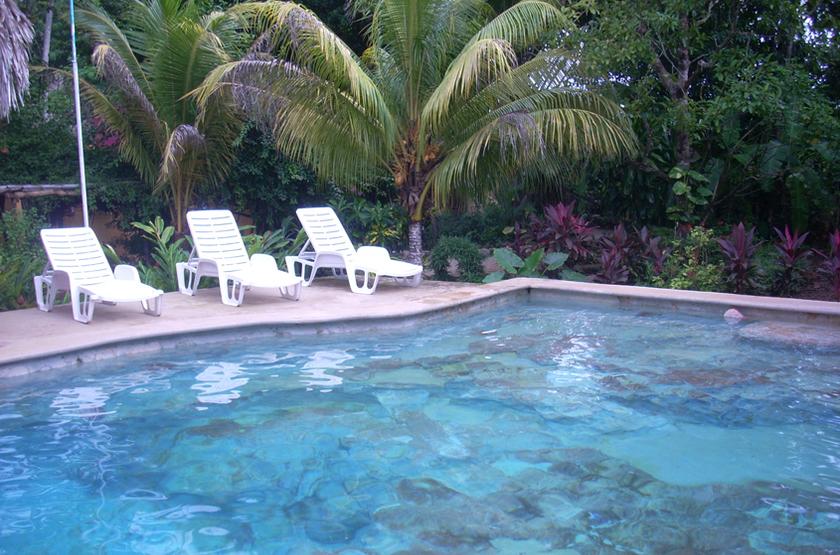 Macanché B&B, Izamal, Mexique, piscine