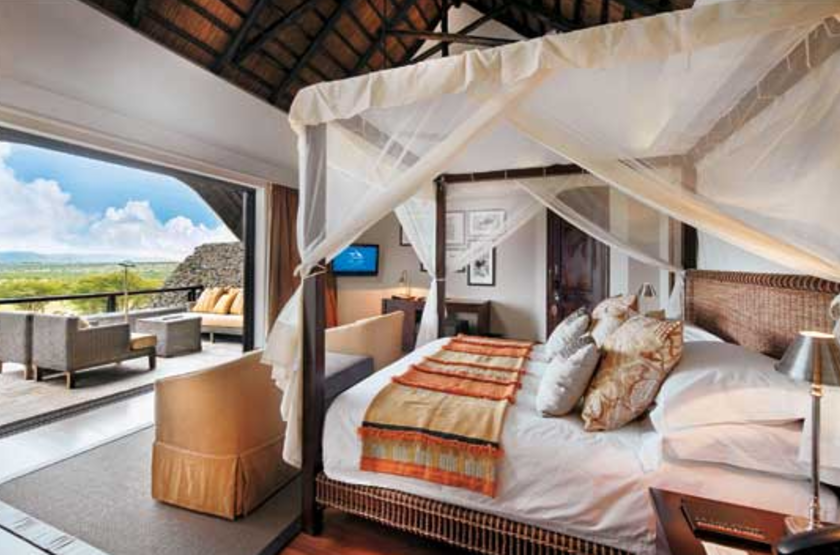 Four Seasons Safari Lodge, Serengeti, Tanzanie, chambre