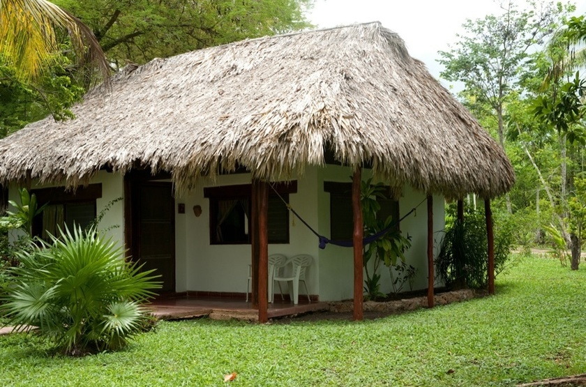 Rancho encantado   bacalar mexique   casita de jardin slideshow