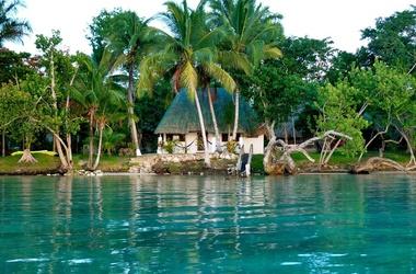 Rancho encantado   bacalar mexique   casita de la mer listing