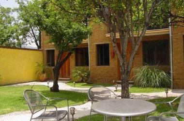 Villa casa morada   san cristobal mexique   jardin listing