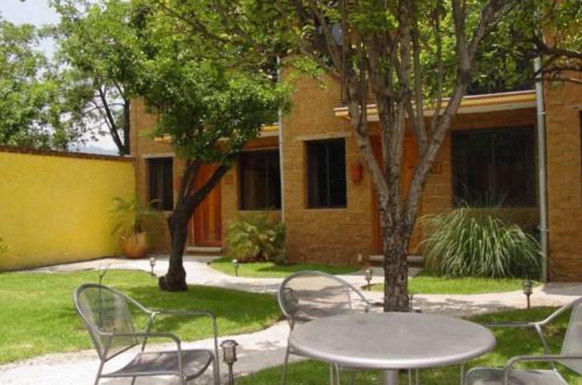 Villa casa morada   san cristobal mexique   jardin slideshow