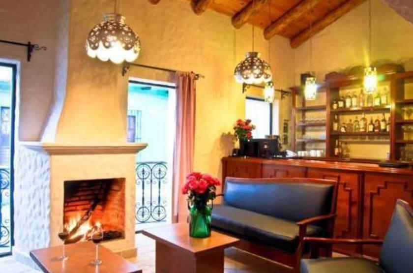 Villa casa morada   san cristobal mexique   bar lounge slideshow