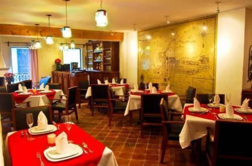 Villa casa morada   san cristobal mexique   restaurant2 slideshow