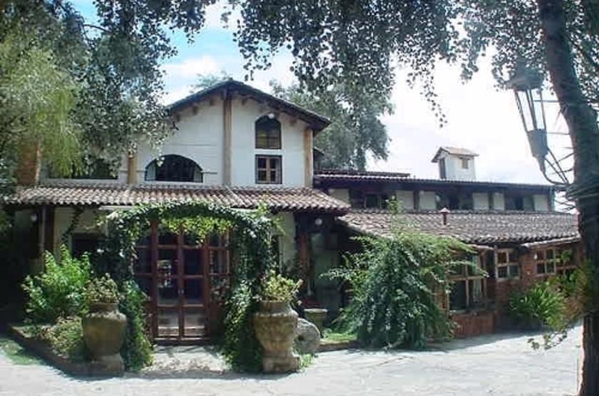 Hotel Hacienda Don Juan, San Cristobal de Las Casas, Mexique, extérieur