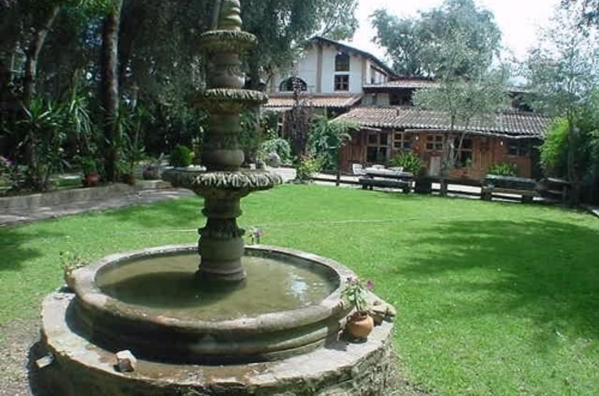 Hotel Hacienda Don Juan, San Cristobal de Las Casas, Mexique, jardins