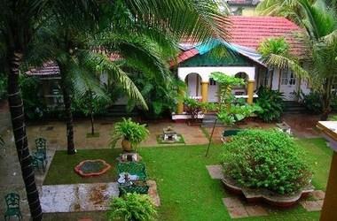 Casa anjuna boutique hotel   goa inde   jardin listing