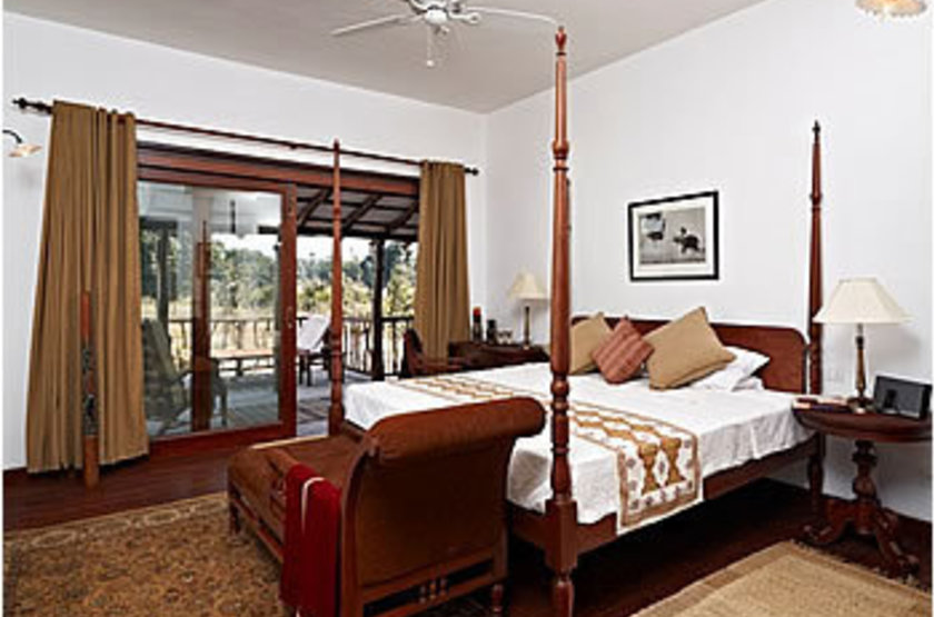 Samode safari lodge   bandhavgar national park inde   chambre slideshow