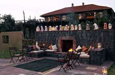 Samode safari lodge   bandhavgarh national park inde   exterieur listing