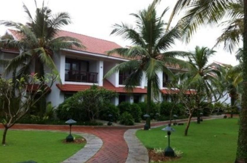 Radisson Blu Resort Temple Bay, Inde, Mamallapuram, extérieur