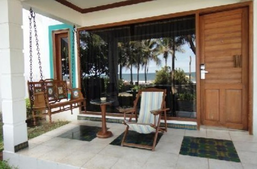Radisson Blu Resort Temple Bay, Inde, Mamallapuram, terrasse
