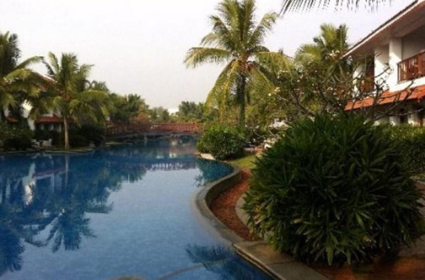 Radisson Blu Resort Temple Bay, Inde, Mamallapuram, piscine