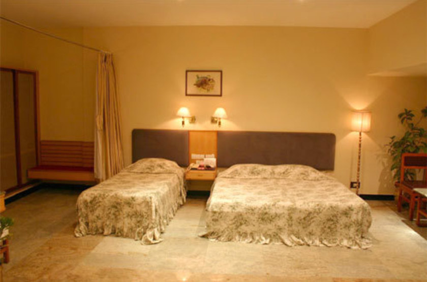 Parisutham Hotel, Thanjavur, Inde, chambre