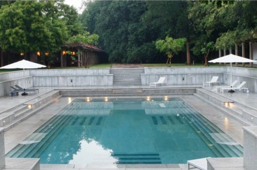 Heritage Madurai, Inde, piscine