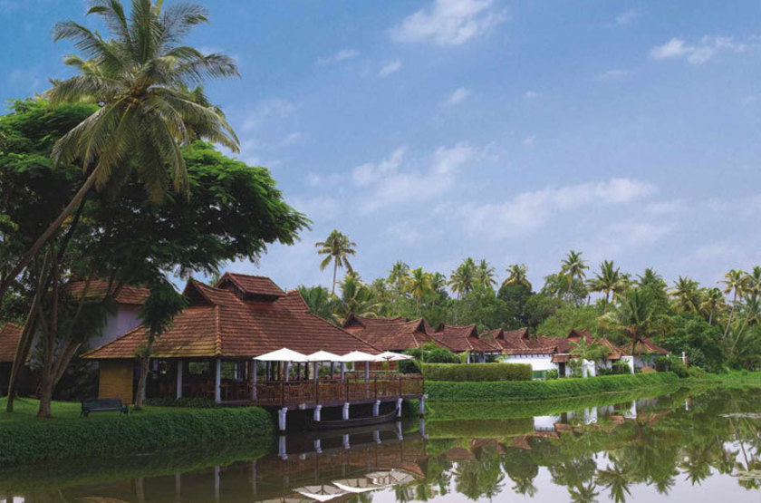 Kumarakom lake resort   kumarakom inde   salon et villas slideshow