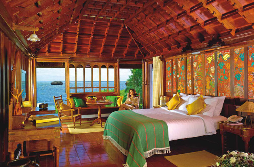Kumarakom lake resort   kumarakom inde   presidential suite slideshow
