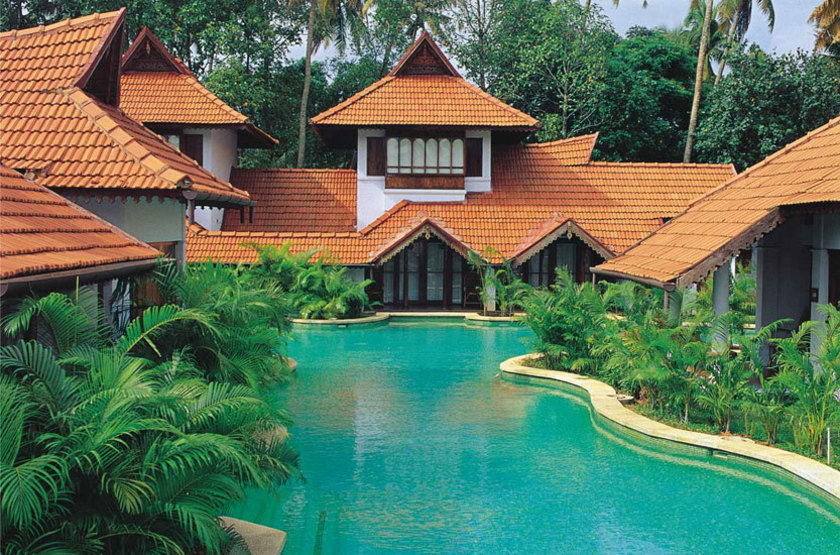 Kumarakom lake resort   kumarakom inde   villas slideshow
