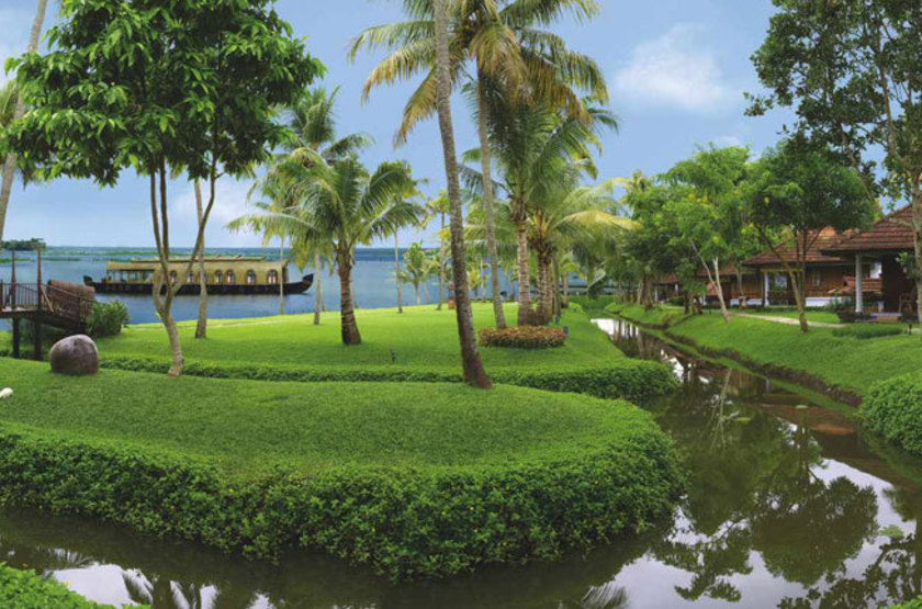 Kumarakom lake resort   kumarakom inde   jardin slideshow