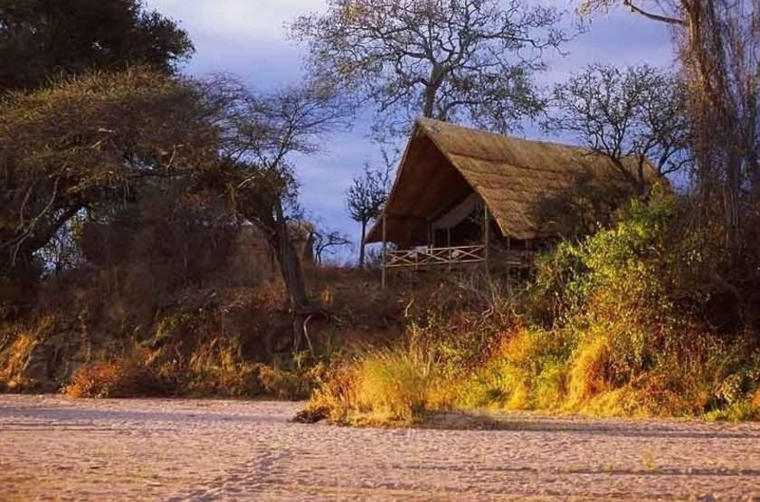 Jongomero Camp, parc de Ruaha, Tanzanie