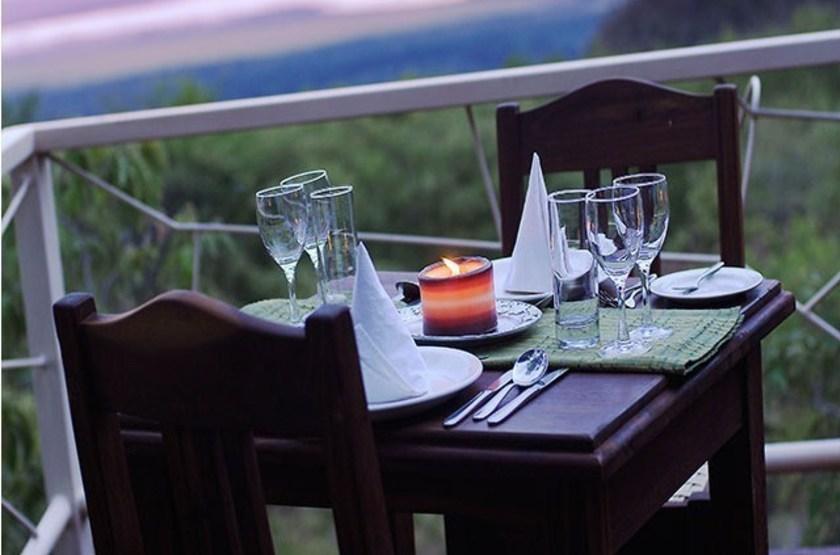 Kirurumu Manyara Lodge, Tanzanie, restaurant