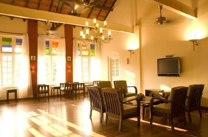 Tea Bungalow Fort Cochin, Inde, salon