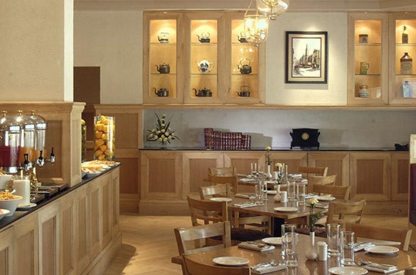 The Claridges Hôtel, Delhi, Inde, restaurant