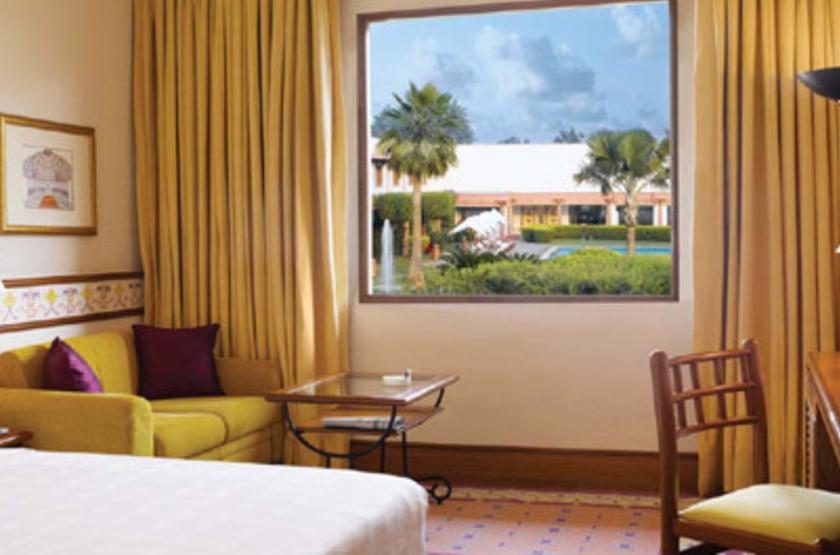 Trident hotel   agra inde   standard chambre slideshow