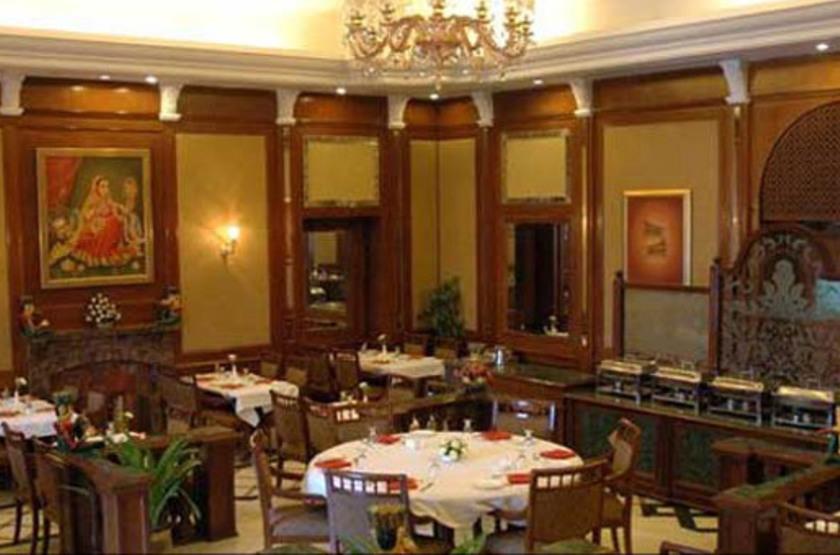The Lalit Laxmi Vilas Palace, Udaipur, Inde, restaurant