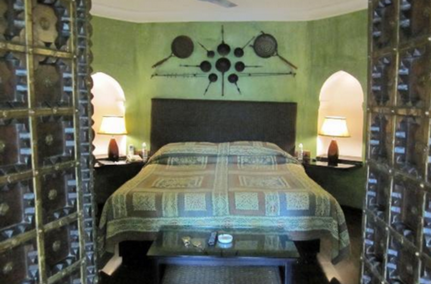 Ajit bhawan palace   jodhpur inde   chambre deluxe slideshow