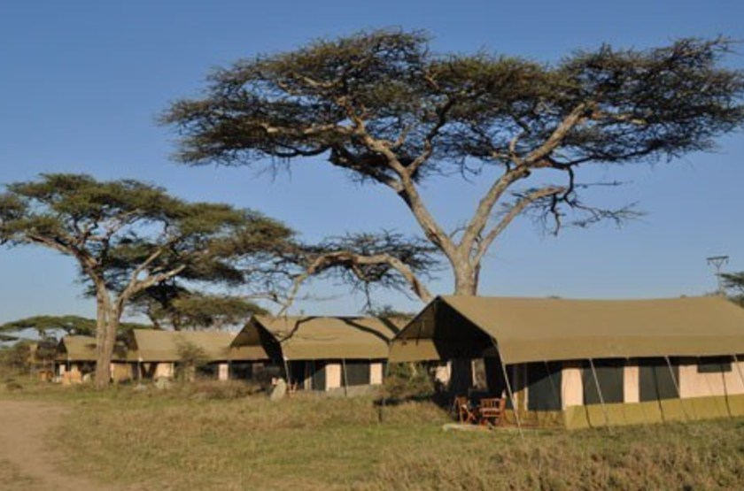 Kuhama camp   serengeti   camp slideshow